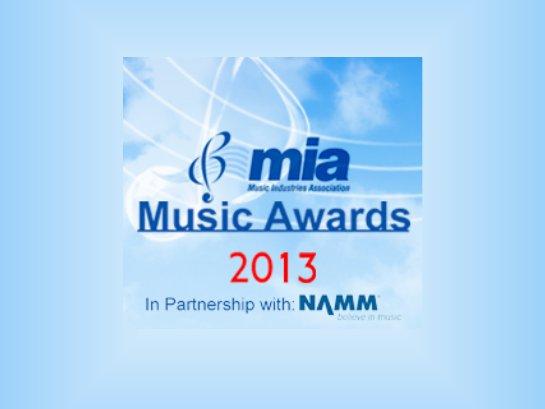 MIA Music Awards 2013