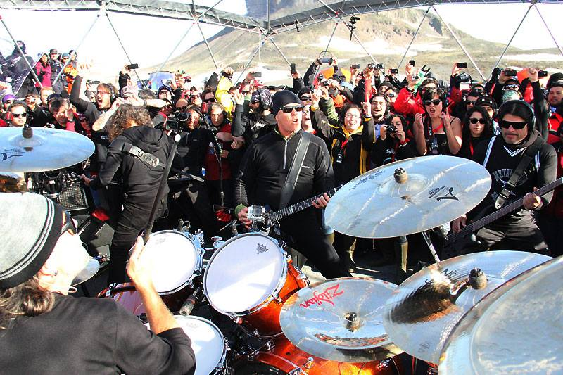 Metallica- Antartika