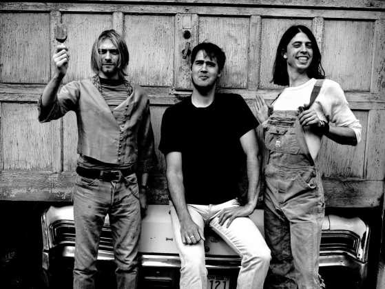 Nirvana by Anton Corijn