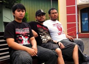 Band Grind/Mincecore asal Jakarta PROLETAR juga akan mengisi pentas ATJEH METAL FEST 2013