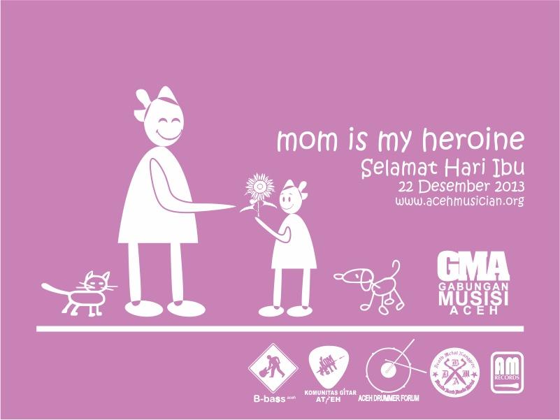 Poster Hari Ibu