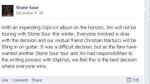 SToneSour FB