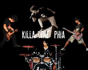 Killa The Pia, salah satu band metal muda favoritku