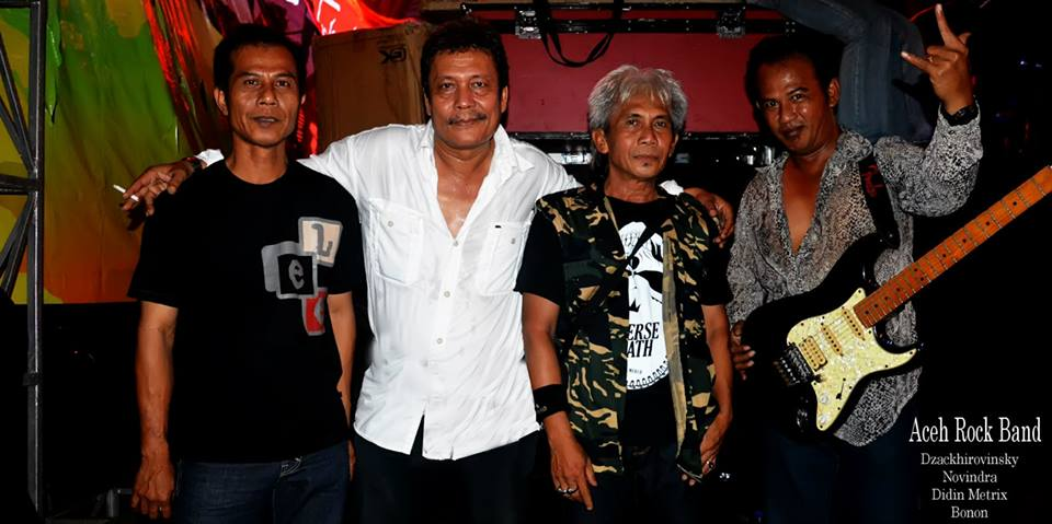 Aceh Rock Band 2014