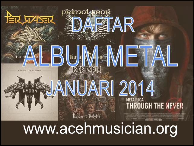 metal januari 2014