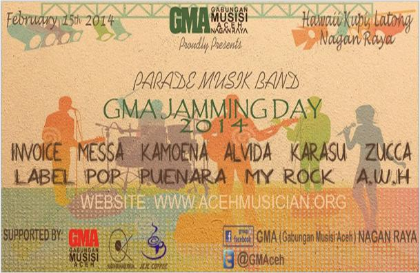 GMAJamming Day