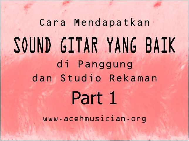 SOUND GITAR 1
