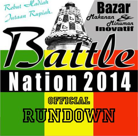 baTTLE NATION rundown