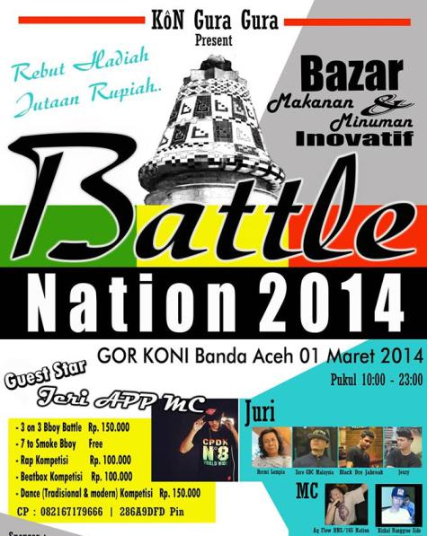 baTTLE NATION