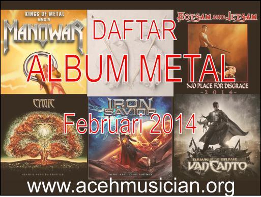 metal feb 14