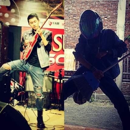 Jadi ikon GMA Guitarist Day #1