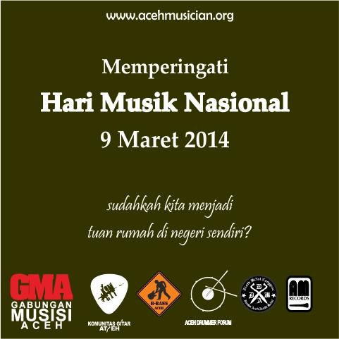 Hari Musik Nasional 2014