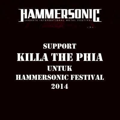 Killa the Phia - Hammersonic 2014