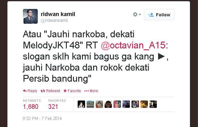 ridwan kamil twit1
