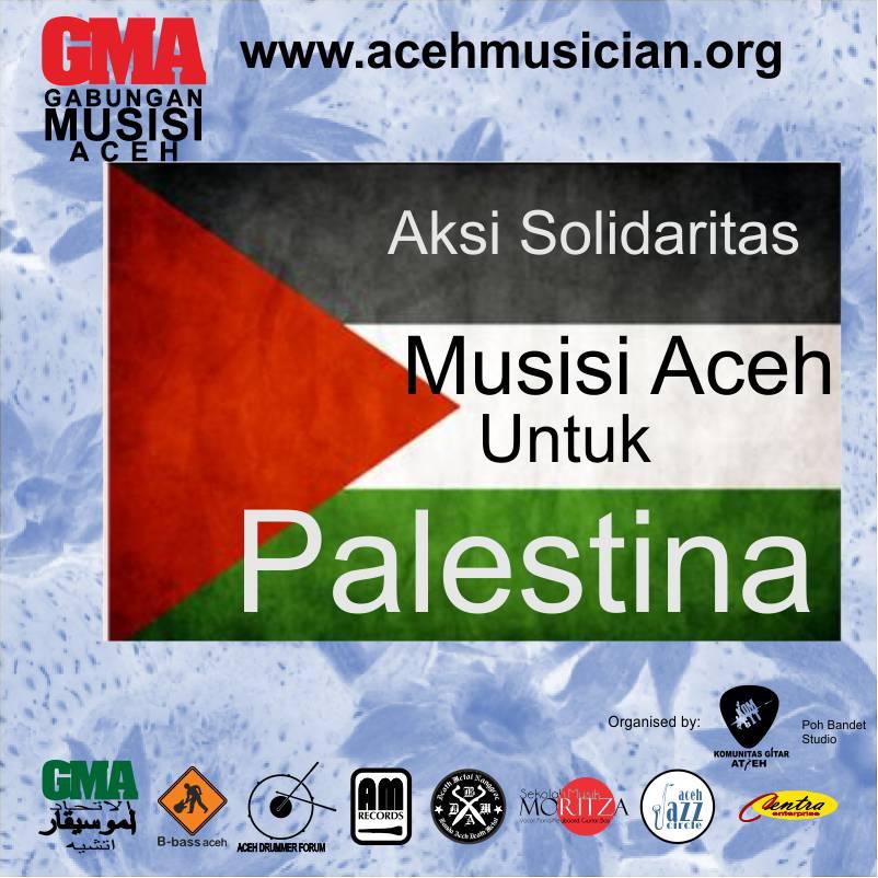 Solidaritas Musisi Aceh untuk Palestina