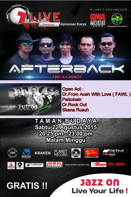 afterback concert