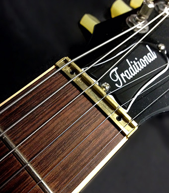 Zero Fret Adjusted Nut by Gibson