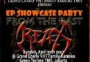 "REAX to hold EP Showcase Party ""From the Past"""