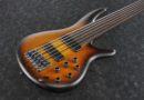 Ibanez luncurkan Bass Portamento Fretless versi 6 senar