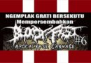 Bloody Fest #6: Apocalypse Carnage