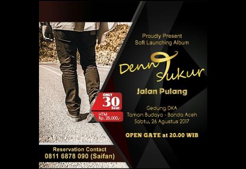 Guitarist Denny Syukur to premiere debut solo Jalan Pulang