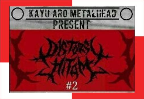 "Kayu Aro Metalhead to observe Independence Day with ""Distorsi Hitam 2"""