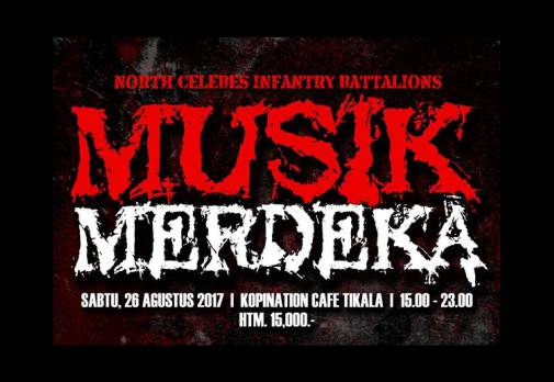 North Sulawesi musicians to observe Independence Day at Musik Merdeka