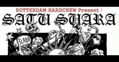 Makassar's hardcore punk scene Rotterdam Hardcrew presents Satu Suara #2