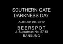 Southern Gate Darkness Day: the day when the Hell's gate is opened