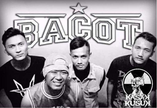 Album debut unit hardcore Bacot akan dirilis Kasakkusuk Records