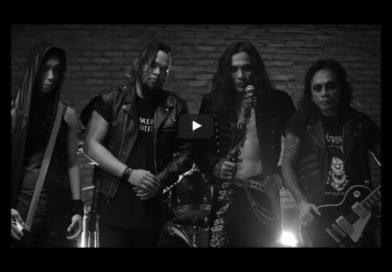 Gelap Tak Berujung: Jikunsprain's new music video from latest album Bertuhan Dengan Amarah